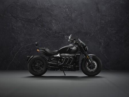 Triumph Rocket 3 Gt Triple Black 2021 007