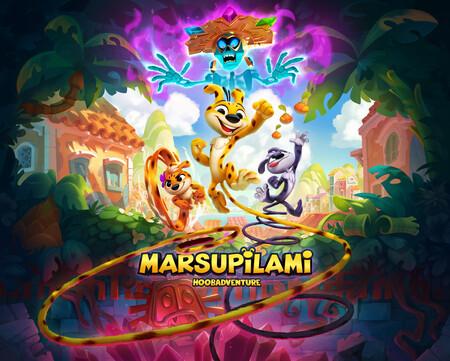 ¡Hooba-hooba! Marsupilami: Hoobadventure nos hará saltar entre lianas con su lanzamiento para PS4, Xbox One y Nintendo Switch