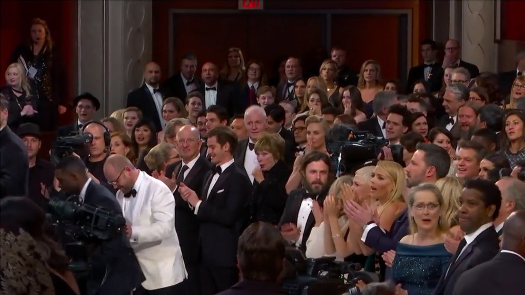 Reacciones al Oscar de Moonlight