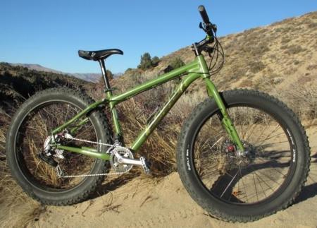 Fat bike, otra forma de concebir la bici de montaña