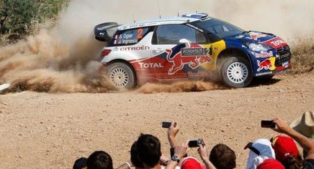Rally Acrópolis 2011: Una vez más las estrategias deslucen la competición