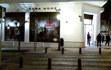La nueva tienda de Zara Home Kids en Madrid, la colección Liberty y las rebajas
