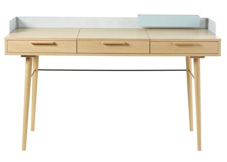 Mesa de escritorio para espacios pequeños