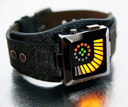 Reloj Kyokusen de Tokioflash