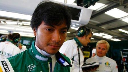 GP de Alemania 2010: Fairuz Fauzy saldrá en los entrenamientos libres del viernes