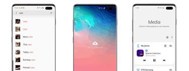 Los Samsung Galaxy S10 reciben varias funciones del Note 10 en la última actualización: Auto Hotspot, entre ellas