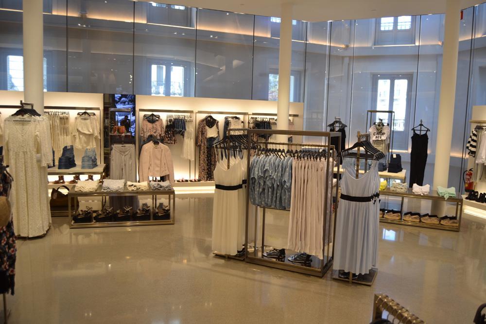 Zara tienda en la calle serrano 23 de madrid 25 59 - Calle serrano 55 madrid ...