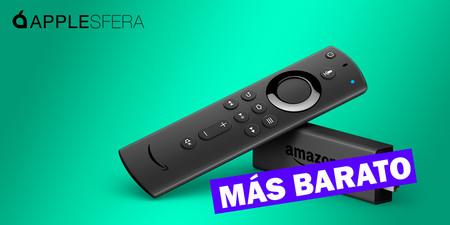 Los Fire TV Stick HD y 4K de Amazon están de oferta en MediaMarkt por 33,05 euros y 49,58 euros respectivamente