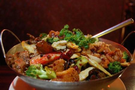 """Glutamato monosódico y """"el síndrome del restaurante chino"""""""