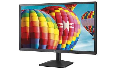 Esta semana, el monitor de 24 pulgadas Full DH LG 24MK430H-B, en MediaMarkt baja hasta los 125 euros
