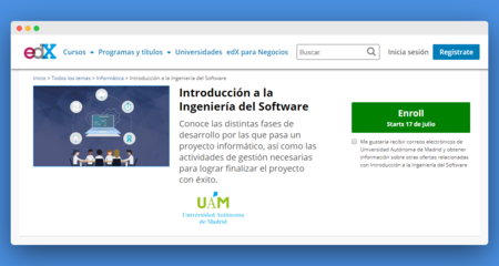 Curso Gratis Ingenieria Software