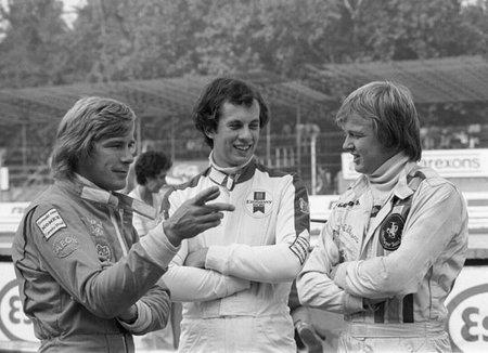 Gran Premio de Italia 1978. Historia de lo que no tuvo que ocurrir