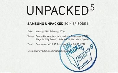 Samsung Galaxy S5 y sus especificaciones finales, según Eldar Murtazin