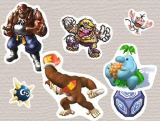 'Super Smash Bros. Brawl' nos permitirá coleccionar pegatinas
