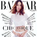 Harper's Bazaar Singapore apuesta por el mundo blogger y su última portada lo demuestra (de nuevo)