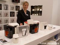 IFA 2009: el buen café viene en cafeteras pequeñas