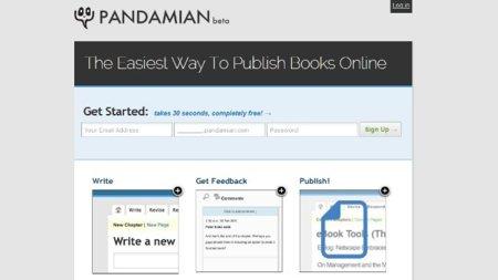 Pandamian: una plataforma para publicar tus libros en la red