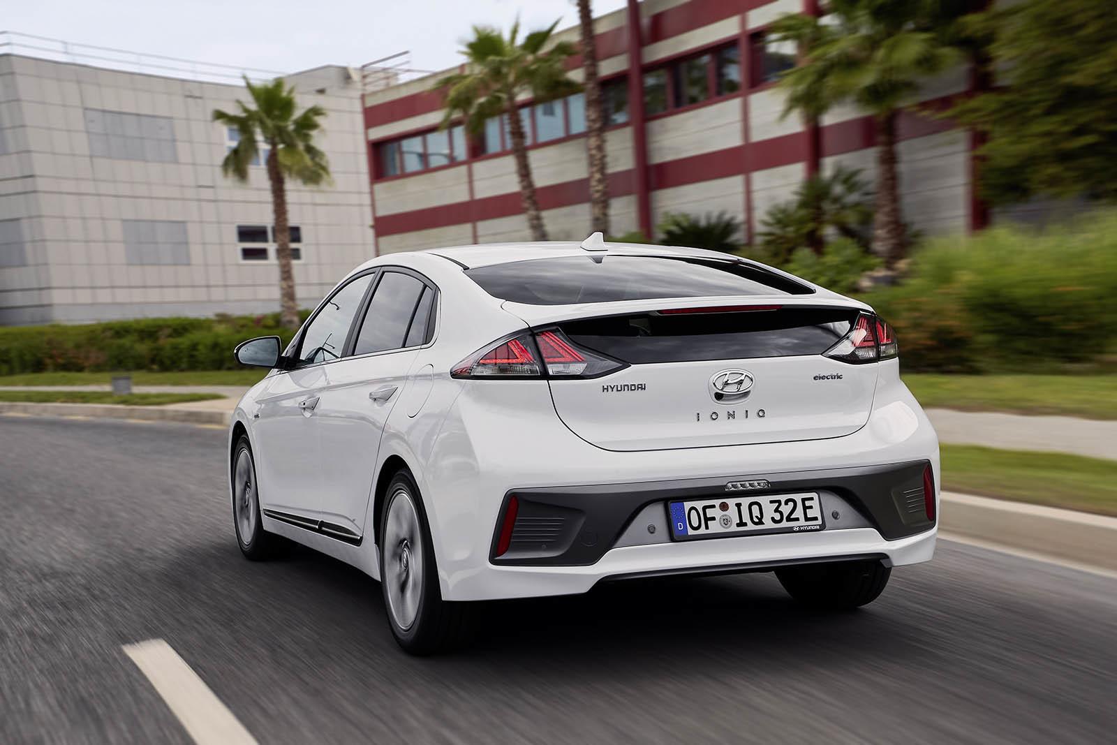 Foto de Hyundai Ioniq Electrico 2020 (4/14)