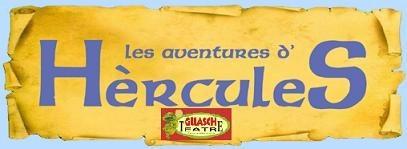 Las aventuras de Hércules en el teatro Guasch de Barcelona