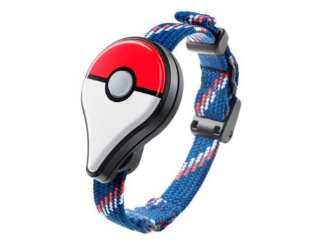 La pulsera Pokémon GO Plus se pondrá a la venta el 16 de septiembre