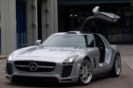 Mercedes-Benz SLS AMG por FAB Design