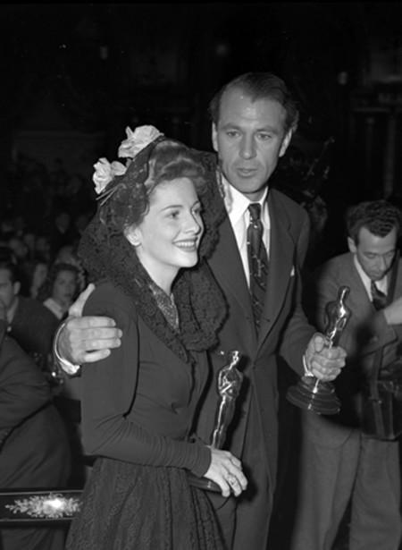 Joan Fontaine Oscar 1942