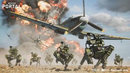 Los mejores mapas de la saga Battlefield estarán en Battlefield 2042 y su personalización del modo Portal te dejará loquísimo