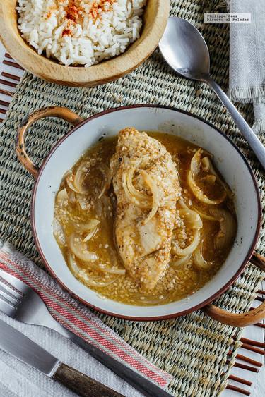Pechugas de pollo al ajonjolí, espaguetis con jitomate y atún y mucho más en Directo al Paladar México
