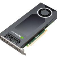 NVIDIA introduce tarjeta NVS 810  para señalización 4K, tiene ocho salidas DisplayPort