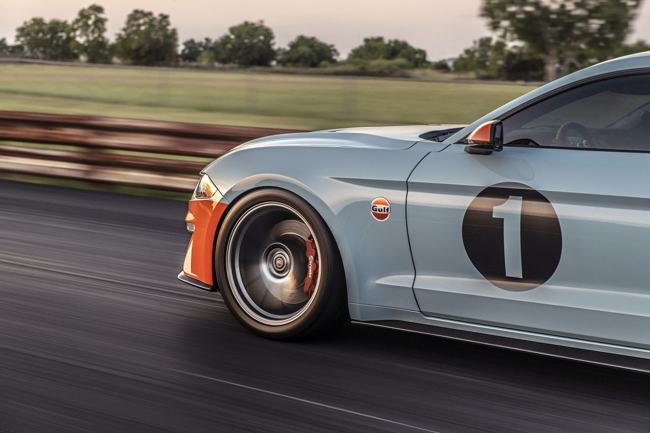 Foto de Ford Mustang Gulf Heritage Edition (8/38)