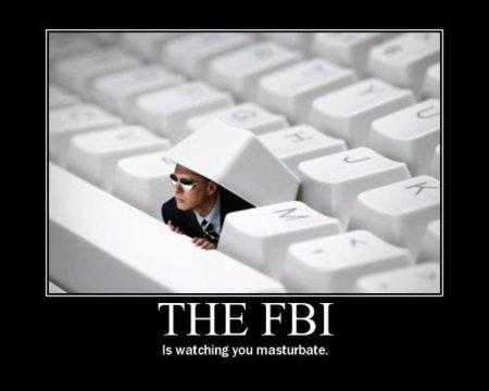 FBI, la tercera mejor agencia después de la CIA y el equipo A