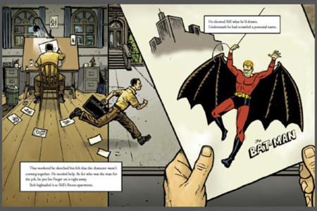 Bill The Boy Wonder The Bat Man