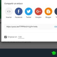 Cómo enlazar a un momento exacto de un vídeo de YouTube