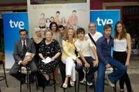 'Cuéntame cómo pasó' recibe el I Premio Nacional de Televisión