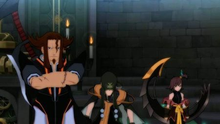 'Tales of Vesperia' será exclusivo de la Xbox 360