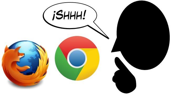 Haz callar a Firefox y a Chrome con estas dos extensiones
