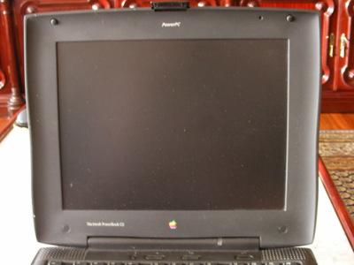 Powerbook G3 Wallstreet Series I [Especial Macs PowerPC]