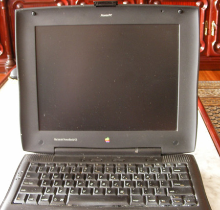 Powerbook G3 Wallstreet Series I [Especial Macs PowerPC]