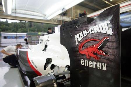 GP de Bélgica de Fórmula 1: Mad-Croc nuevo patrocinador del equipo Sauber
