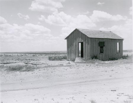 Dorothealange Droughtabandonedhouse