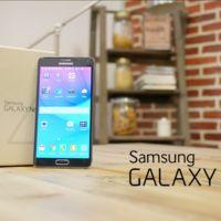 Samsung Galaxy Note 4, análisis en vídeo