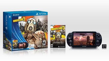 Nueva PS Vita Slim saldrá en América con Borderlands 2
