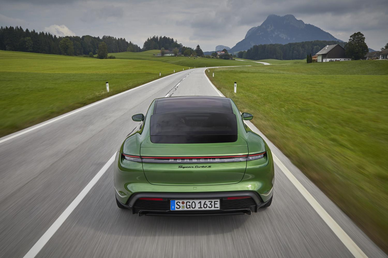 Foto de Porsche Taycan prueba contacto (194/275)
