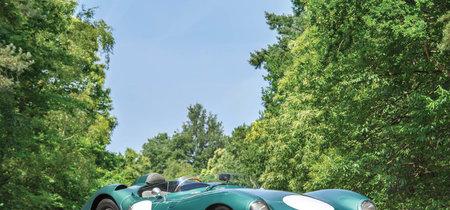 ¡Nuevo récord! Alguien ha pagado 22,5 millones de dólares por este Aston Martin DBR1