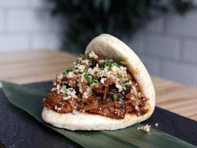 """Lo más trendy en """"street food"""" es una fusión entre la cocina oriental y la nuestra"""