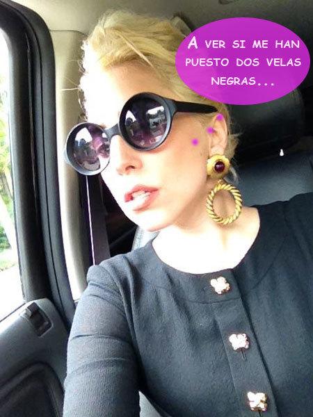 Lady Gaga, más supersticiosa que la bruja Lola y Aramis Fuster juntas