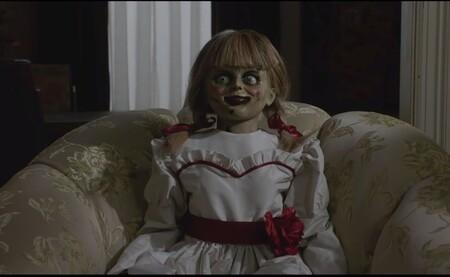 Annabelle 3 disponible en Amazon Prime Video en México