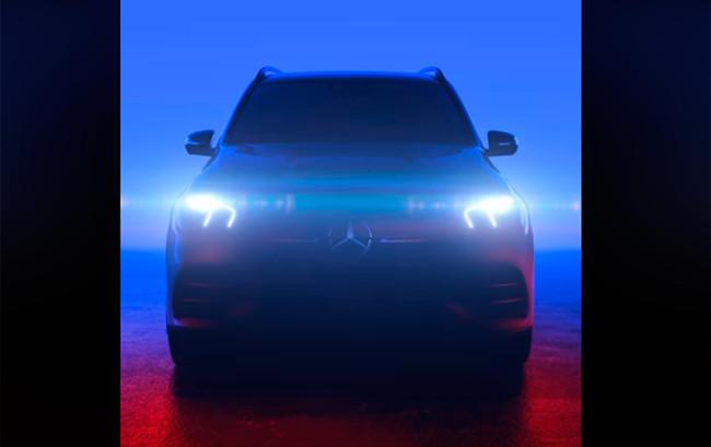 El Mercedes-Benz GLE se insinúa: microhibridación, tecnología y mejoras off-road para el gran SUV