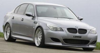 BMW M5 by Lumma Design