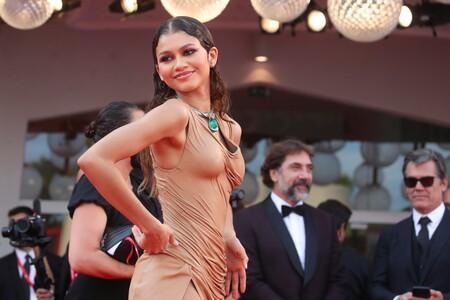 Estos han sido los 17 mejores looks de belleza de la alfombra roja del Festival de Venecia 2021